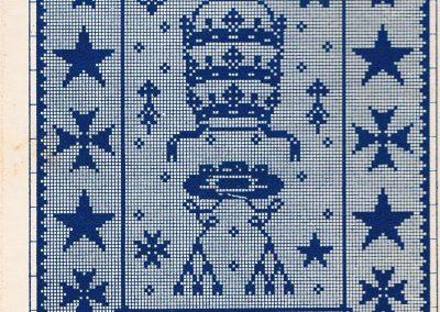 Vintage Historic Cross Stitch Patterns 4