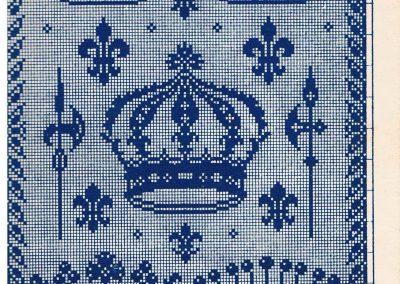 Vintage Historic Cross Stitch Patterns 5