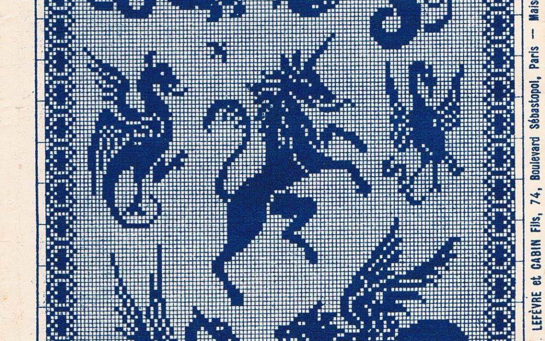 Vintage Historic Cross Stitch Patterns