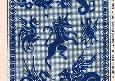 Vintage Historic Cross Stitch Patterns 1