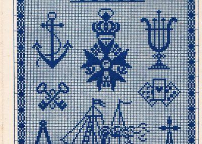 Vintage Historic Cross Stitch Patterns 3