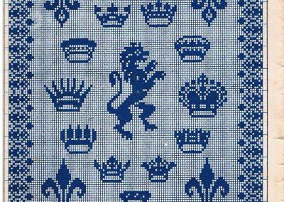 Vintage Historic Cross Stitch Patterns 7