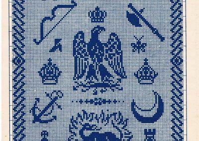 Vintage Historic Cross Stitch Patterns 2