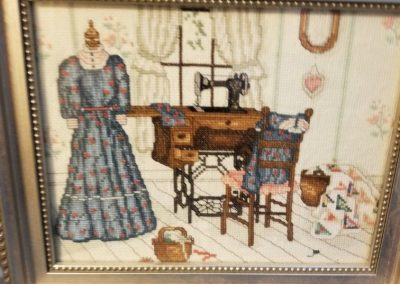 Sewing Room  by Lady Kathleen