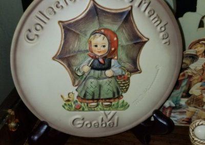 Goebel Hummel Collector's Club Member Plaque 1978