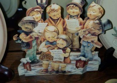 """R4 """"Christmas Choir"""" HUM2, HUM85,HUM 336,HUM471   Rococo 1194"""