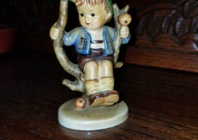 Vintage Hummel Figurine - Apple Tree Boy - 142