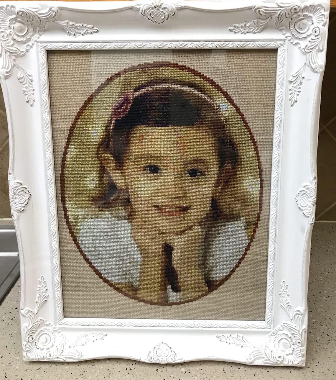 Granddaughter's Cameo