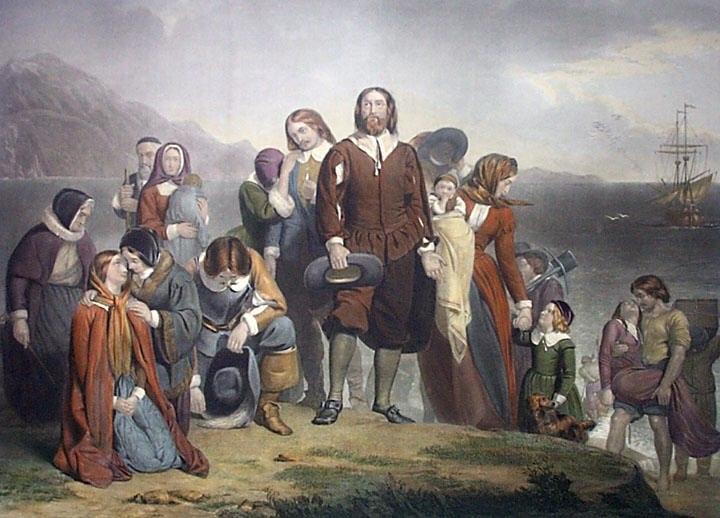Pilgrams Family