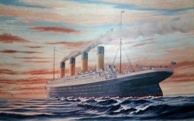Captain E. J. Smith of the Titanic – Enchanted Titanic