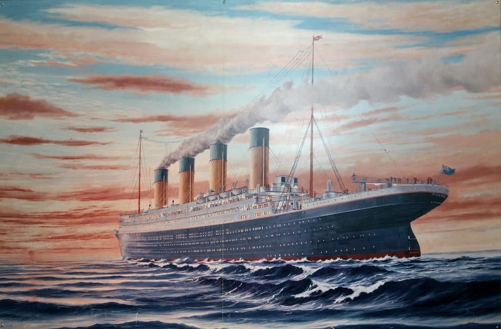 Captain E. J. Smith of the Titanic – Enchanted Titanic