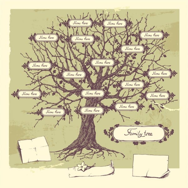 If you are planning on building a family tree online