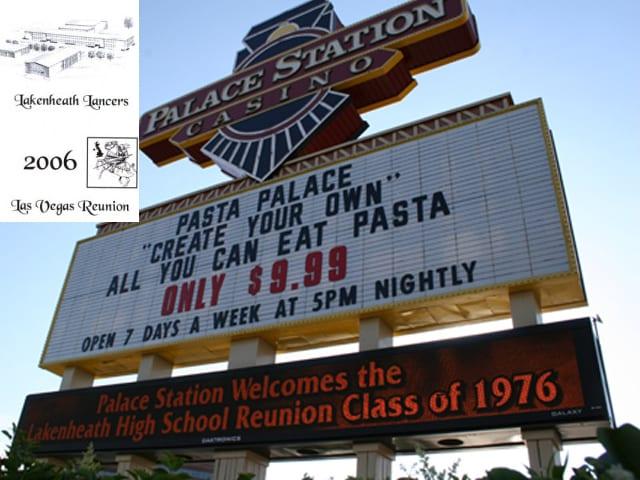 Lakenheath Reunion 2006 Memory Book – Las Vegas Nevada